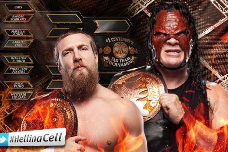 Constructing Five New WWE Tag Teams