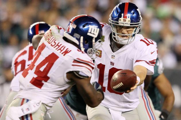 NFL Week 5 Picks: Cleveland Browns vs. New York Giants