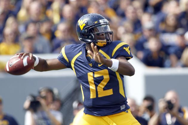 Ranking the Top 5 Quarterback Prospects for the 2013 NFL Draft