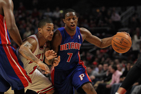 How the Detroit Pistons Compare to Each of Their Central Division Rivals