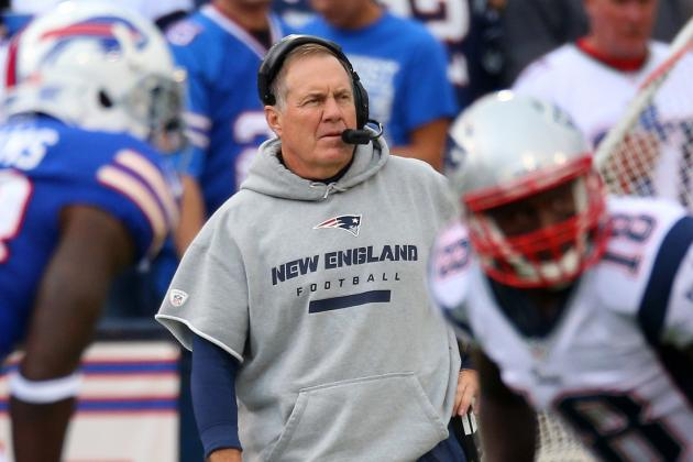 5 Things New England Patriots Still Must Improve in Time for a Super Bowl Run
