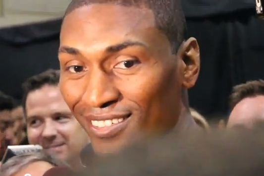 Viral Video Breakdown: Metta World Peace, Blake Griffin and More Hot Video Clips