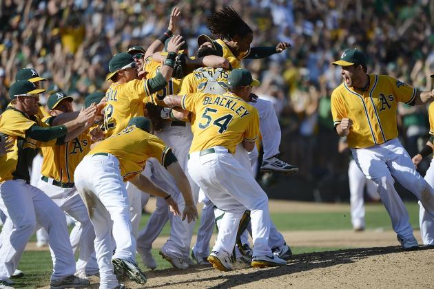 MLB Playoffs 2012: Why Oakland A's Are Legitimate World Series Contenders