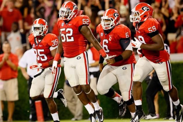 Georgia vs. South Carolina: Can Bulldog Defense Shut Down Gamecock Offense?