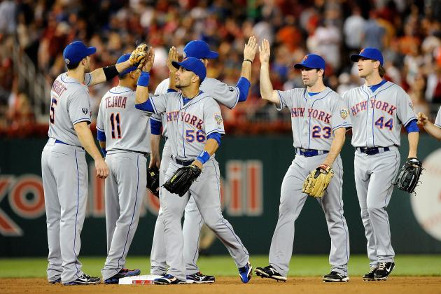 New York Mets 2012 Season Review