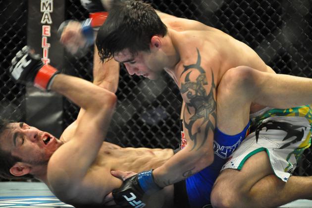 UFC on FX 5 Results: 5 Fights for Diego Nunes to Take Next