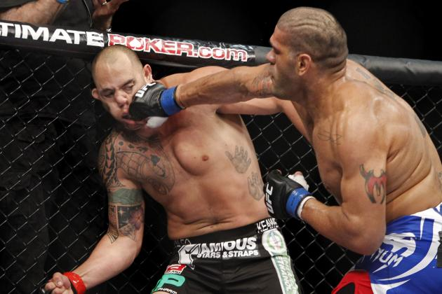 UFC on FX 5 Results: Memorable Quotes and Images from Browne vs. Silva Card