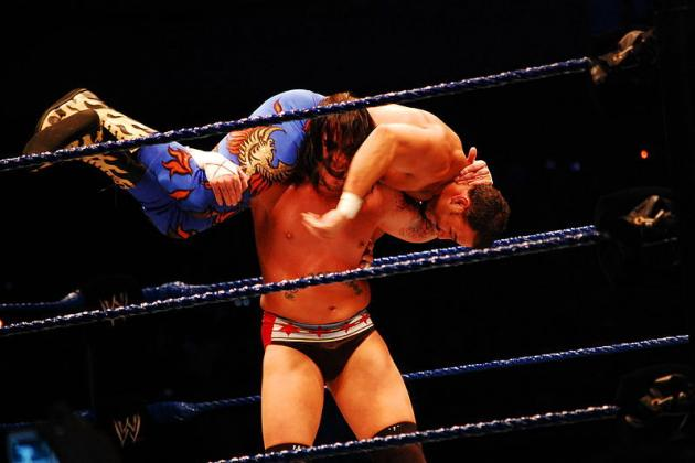 10 Most Overrated Finishing Moves in WWE Today