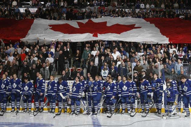 How an Entire-Season Lockout Can Benefit the Toronto Maple Leafs