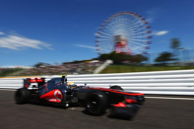 Formula 1: Japanese Grand Prix Predictions