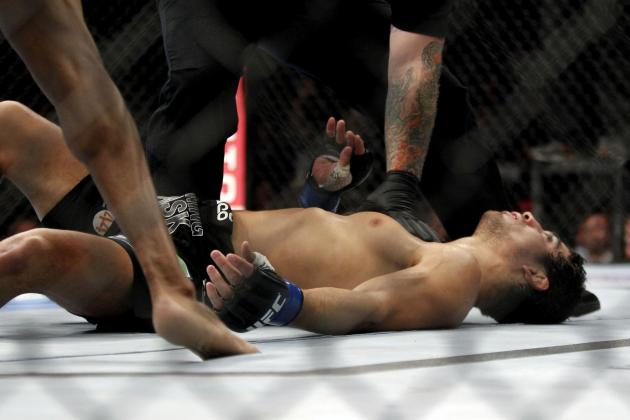 UFC on FX 5 Results: Grades for All Main Card Fighters