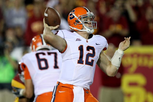 Pittsburgh vs. Syracuse: 10 Things We Learned from the Orangemen's Win over Pitt