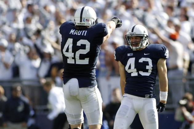 Penn State Football: Grading All 22 Starters from the Northwestern Game