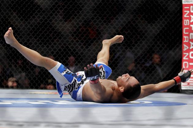 UFC on FX 5 Results: 10 Memorable Moments from Browne vs. Silva