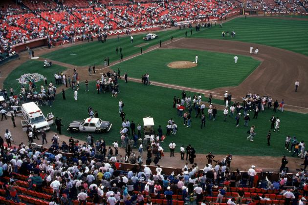 MLB Playoffs: Top 10 Weirdest Moments in Playoff History