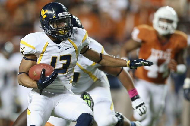 West Virginia vs. Texas: Final Game Grades and Analyis for the Mountaineers