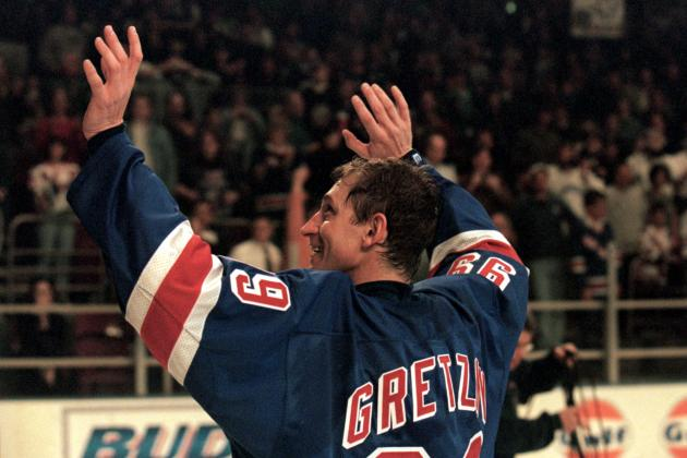 NHL's Top Feel-Good Stories from the Past 20 Years