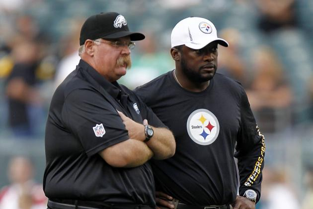 Pittsburgh Steelers: 5 Keys to Beating the Eagles