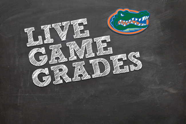 LSU vs. Florida: Postgame Grades from the Gators' Win vs. the Tigers