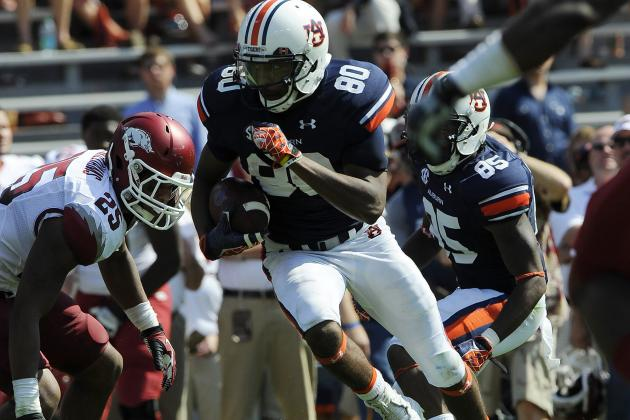 Auburn Football: 10 Things We Learned from the Tigers' Loss vs. Arkansas