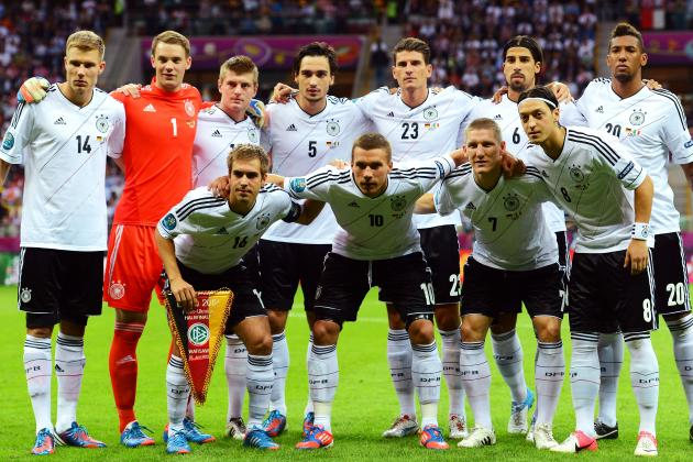 Why Germany Are the Biggest Threats to Hosts Brazil at World Cup 2014