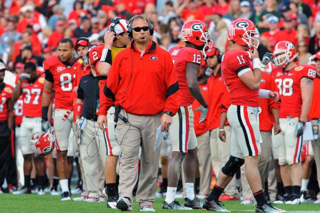 Georgia vs. South Carolina:  Final Report Cards, Player Grades for Bulldogs