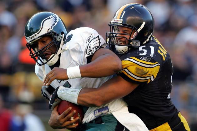 Pittsburgh Steelers vs. Philadelphia Eagles: Top 5 Games of the Keystone Clash