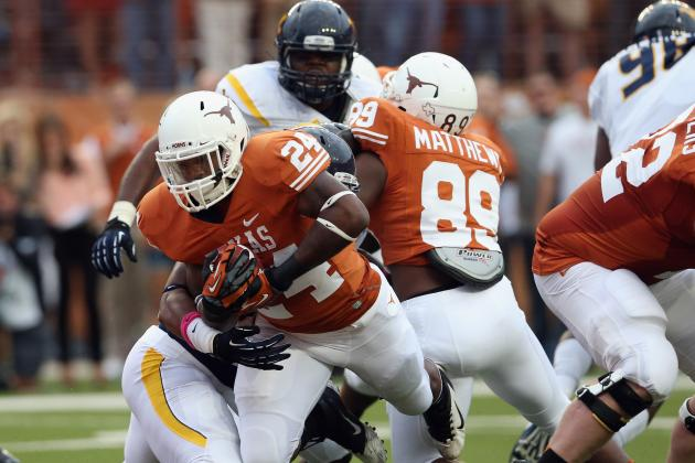 Texas Football: 10 Things We Learned from the Longhorns' Loss to West Virginia