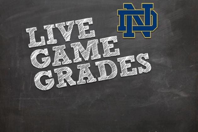 Miami vs. Notre Dame: Live Game Grades and Player Analysis for the Irish