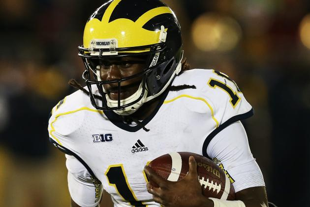 10 Things We Learned from the Michigan Wolverines' Win vs. Purdue
