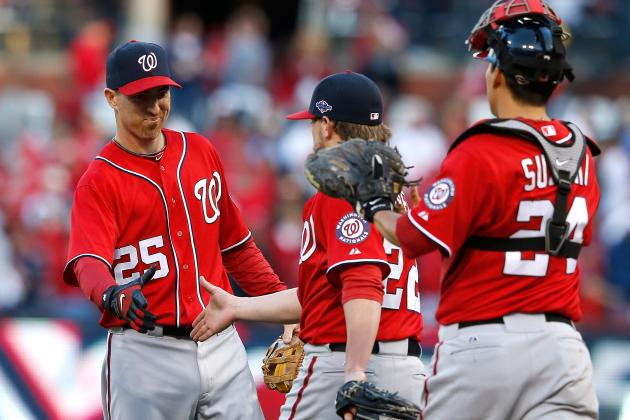 Nationals vs. Cardinals: 5 Biggest Matchups in Game 2 of NLDS
