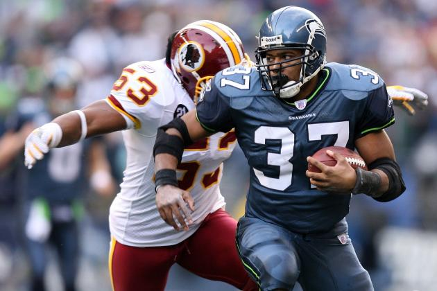 Top 5 Seattle Seahawks Running Backs of All Time