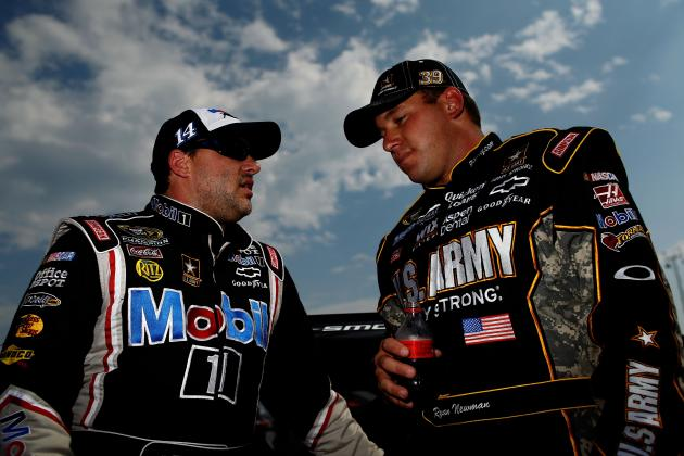 Talladega: The Chase for the Sprint Cup Really Starts Here
