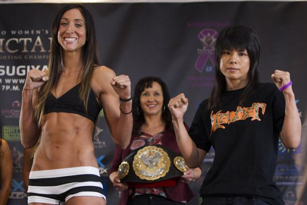 Invicta FC 3 Results: Nine Thoughts About This Weekend's All-Women MMA Card
