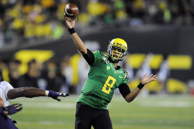 Oregon Football: 10 Things We Learned from the Ducks' Win vs. Washington