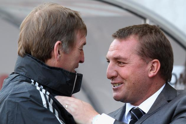 Liverpool: Comparing Brendan Rodgers' Team to Kenny Dalglish's Men Last Season