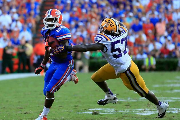 What's Next for LSU and Other Top 25 Teams Who Were Upset in Week 6?
