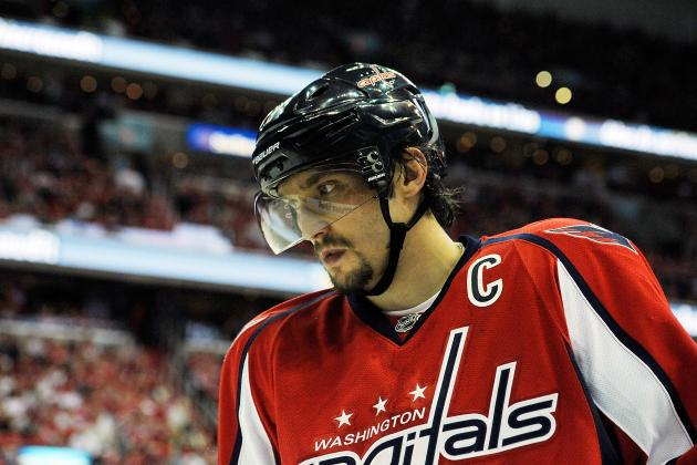 Alex Ovechkin and 10 Players That May Not Return If NHL Season Is Canceled