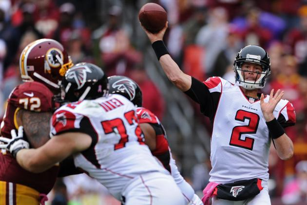 Falcons vs. Redskins: Atlanta's Biggest Winners and Losers from NFL Week 5