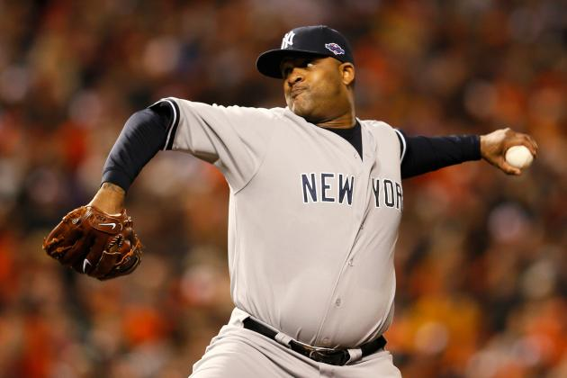MLB Playoffs: Ranking the Most Intimidating Pitchers in the Post-Season