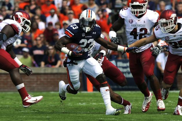 Auburn Football: Winners and Losers from the Week 6 Game vs. Arkansas