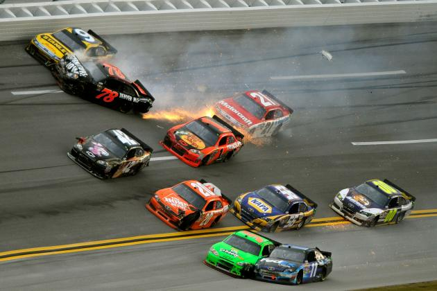 NASCAR's Most Wreck-Prone Drivers