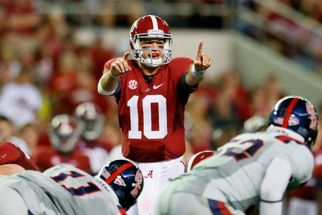 BCS Standings 2012: Predicting the First 2012 BCS Rankings