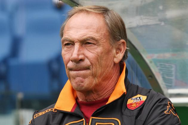 As Roma: 4 Reasons Coach Zdenek Zeman Needs More Time