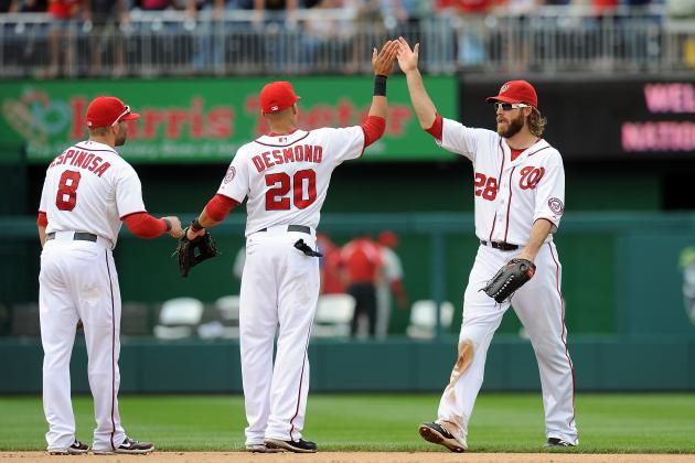 Washington Nationals vs. St. Louis Cardinals: Team Grades from NLDS Game 1