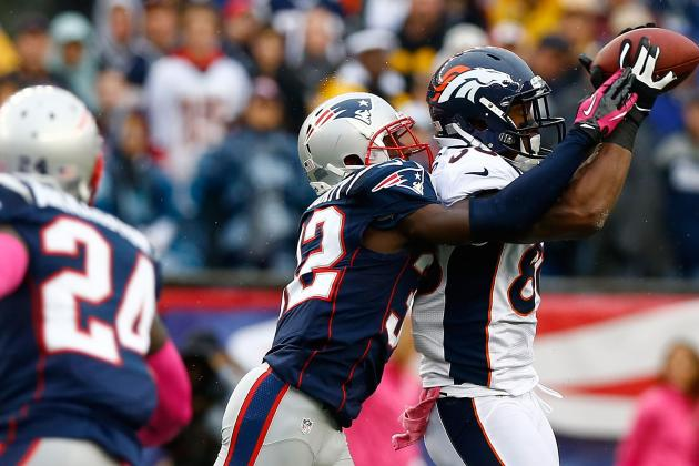 New England Patriots: 5 Reasons the Pats' Secondary Must Improve