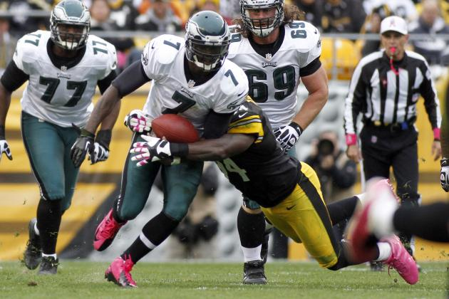 Eagles vs. Steelers: Biggest Winners and Losers for Philadelphia from Week 5