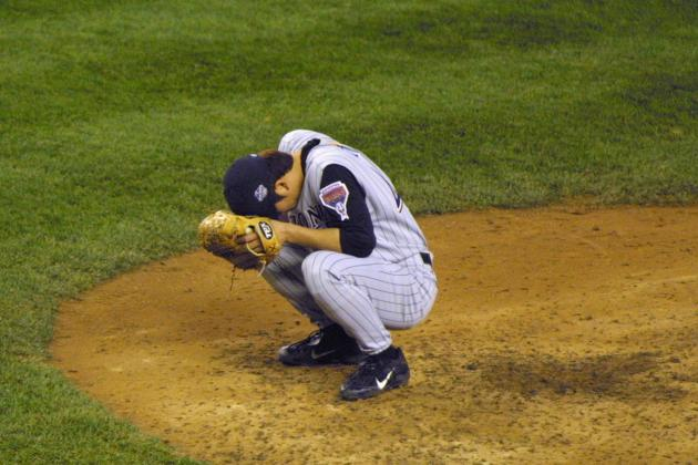 10 Most Unreliable, Game-Blowing Relief Pitchers in MLB Playoff History