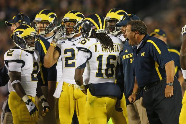 5 Current Top 25 Teams Who Won't Be in 1st 2012 BCS Standings