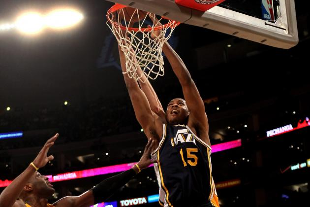 The 6 Most Pivotal Players for the Utah Jazz in 2012-13